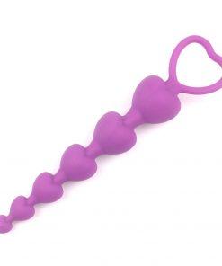 anal plugs purple color