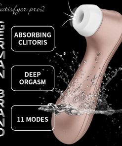 German Satisfyer pro 2 available