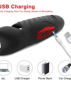 Glans exercise USB charging