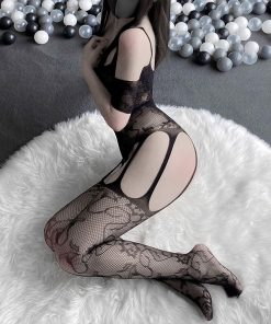 Sexy Open Crotch Lingerie