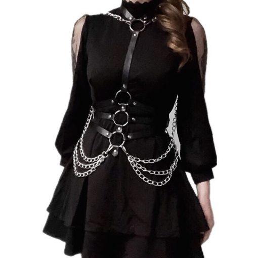 Bondage Dress Top Design